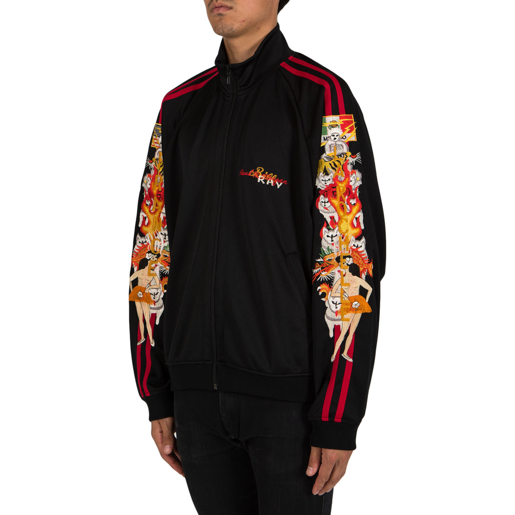 Doublet Chaos Embroidery Track Jacket