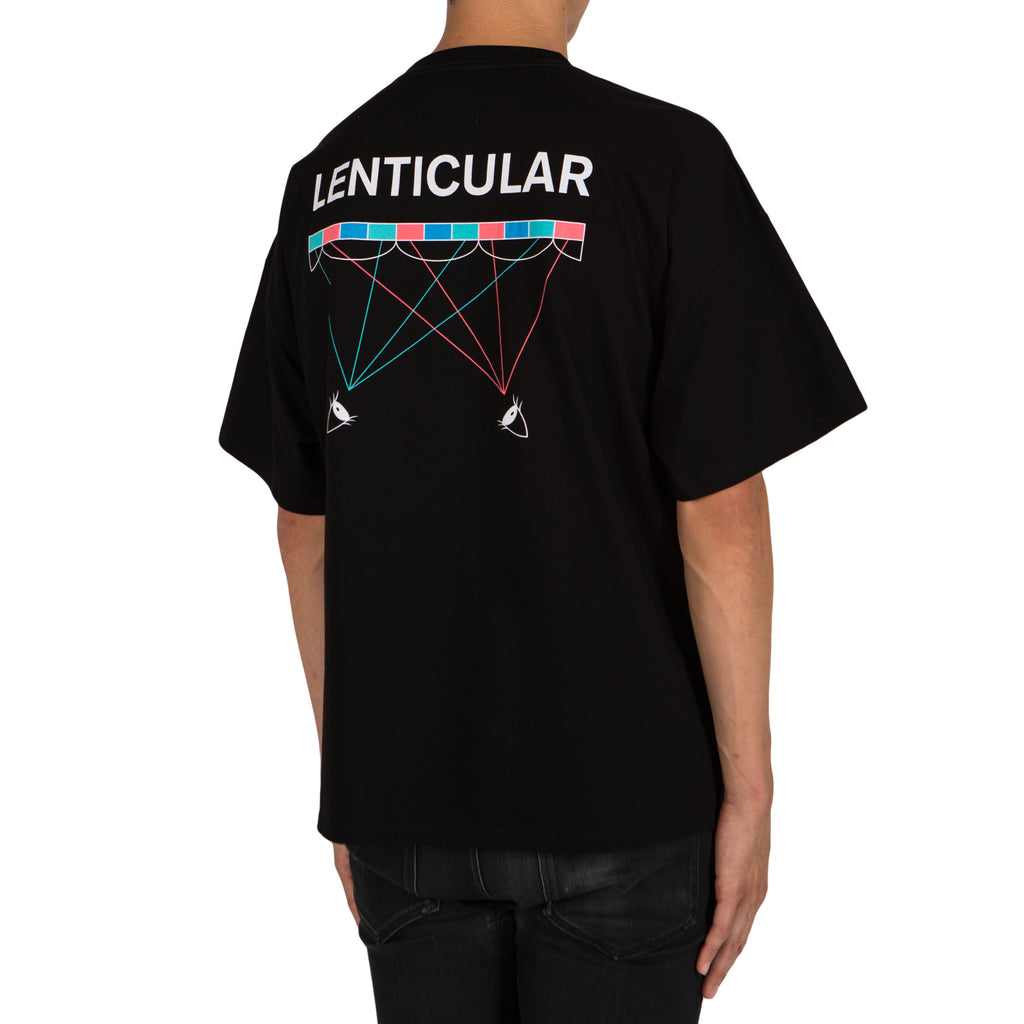 "Doublet ""No Image"" Lenticular T-Shirt"