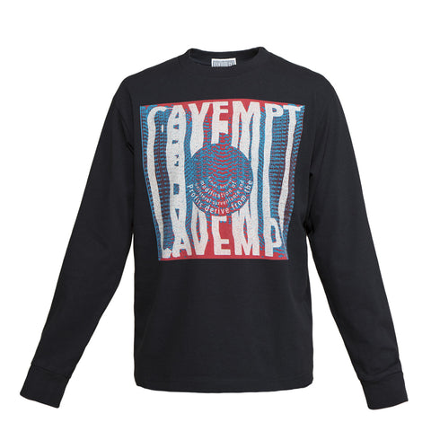 Cav Empt Desire Long Sleeve Tee (Black)