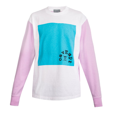 Cav Empt BR Long Sleeve T-Shirt (Multi)