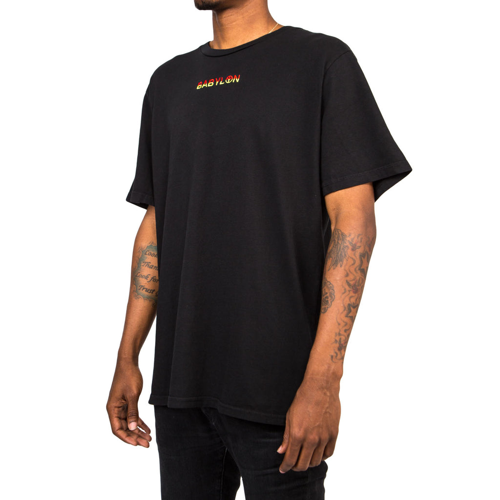 Babylon Shop Tee (Black)