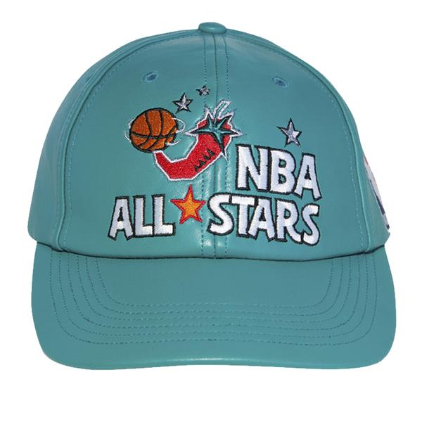 Just Don® M&N 1996 All-Stars Lambskin Cap (Teal)