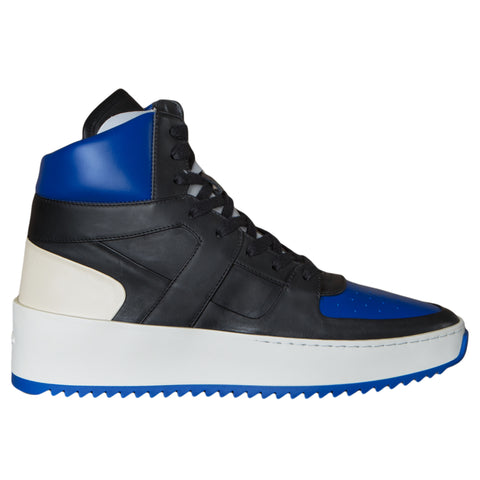 Fear of God Basketball Sneaker, Royal/Black