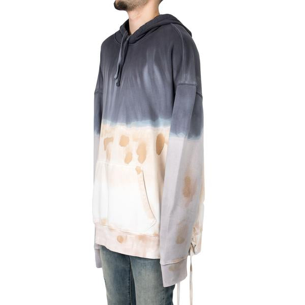 Faith Connexion Tie Dye Hooded Sweatshirt (Tie Dye)
