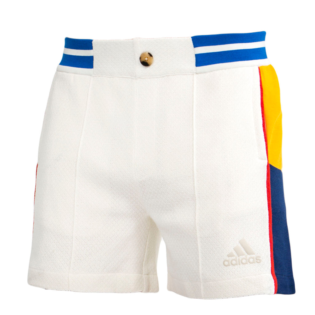 Adidas Tennis x Pharrell Williams NY Colorblock Shorts LTD (White)