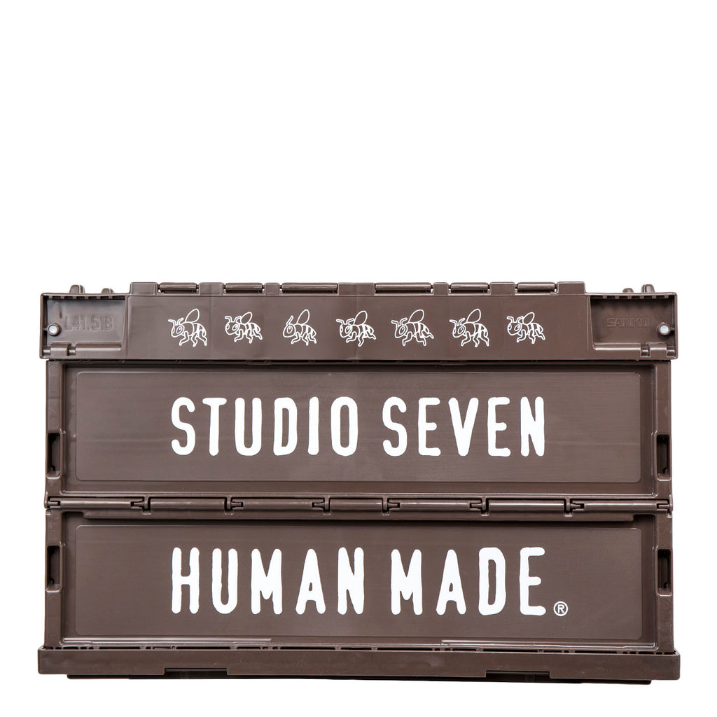 Human Made HM7 Container (Brown) OS