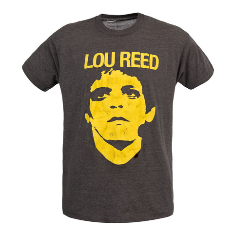 Saint Luis Lou Reed Tee (Grey)