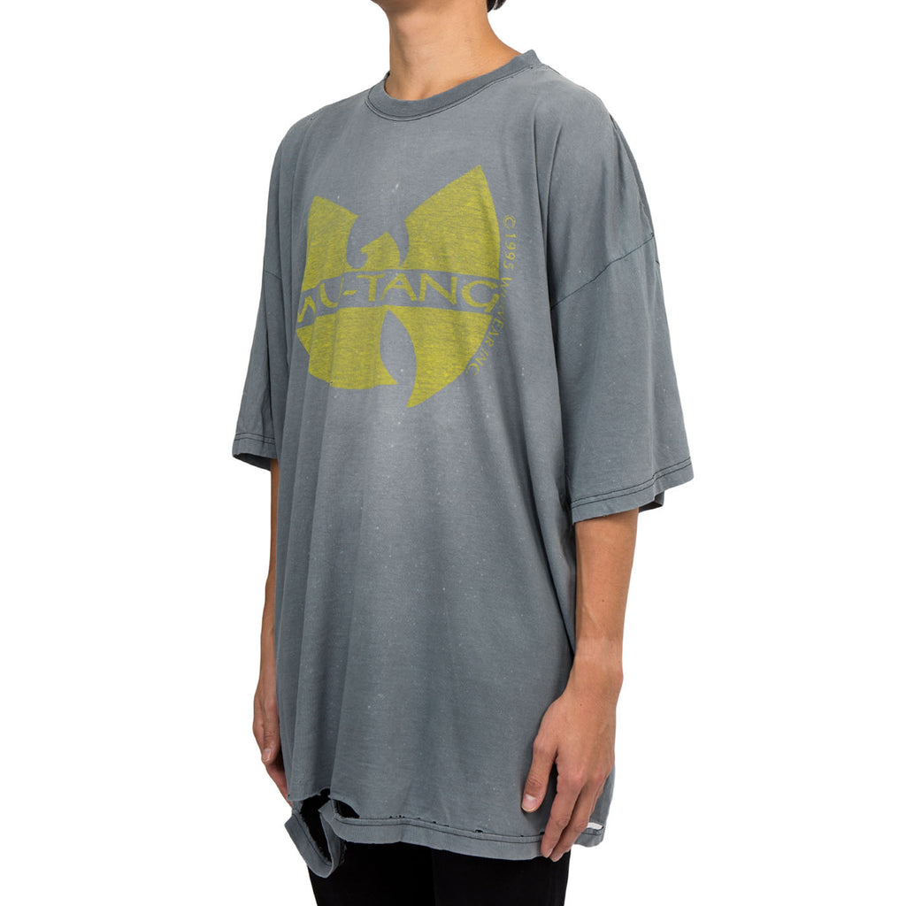 Saint Luis Wutang 1995 Tee (Grey/Green)