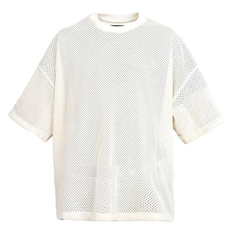 Fear Of God Mesh Oversized Tee, Sand