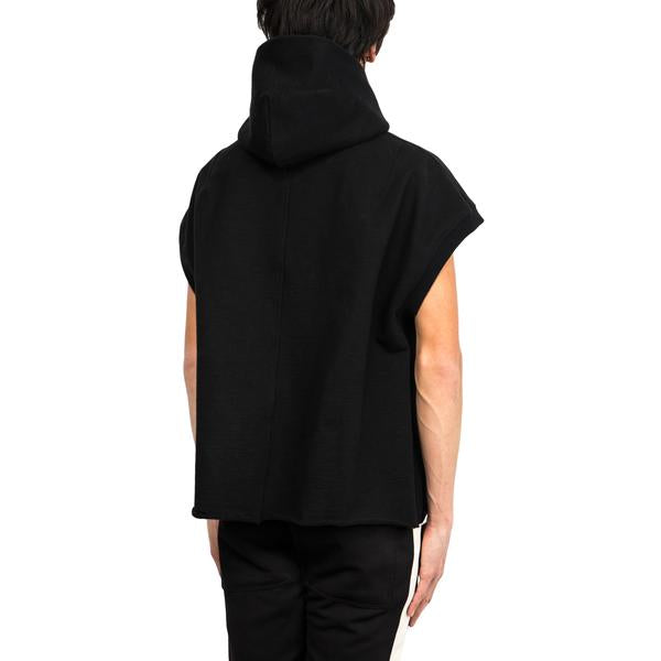 Fear Of God Heavy Terry Muscle Hoodie (Black)