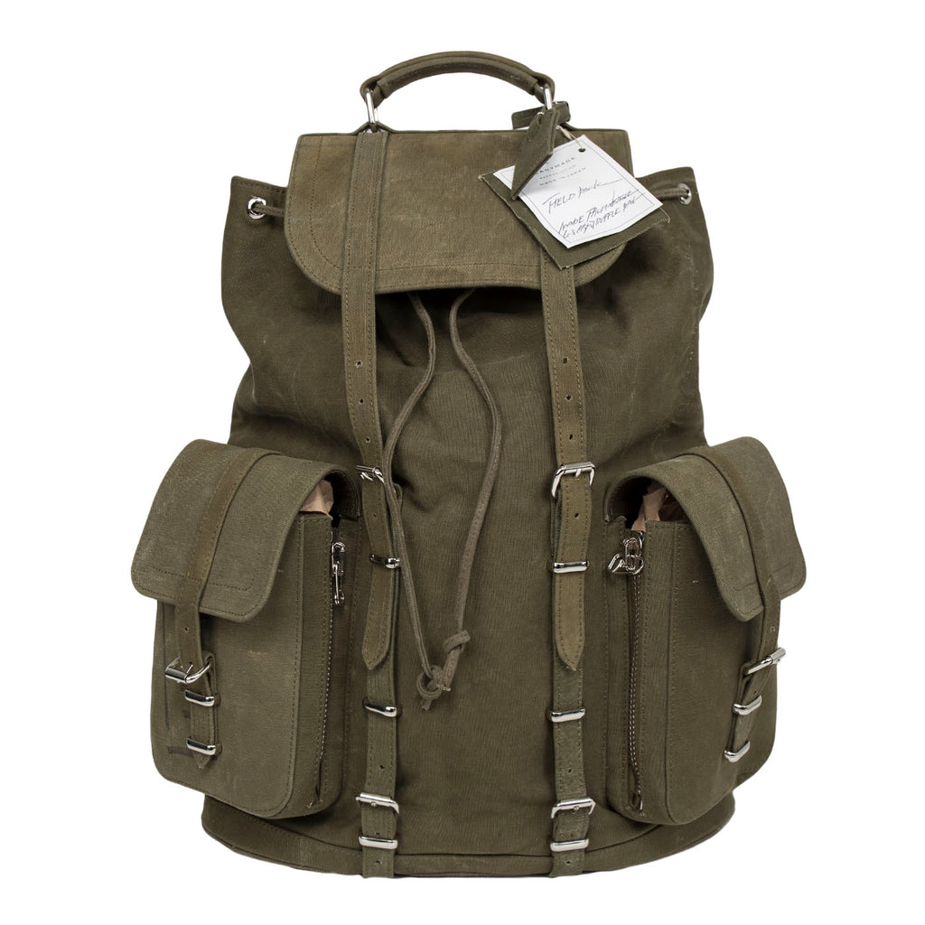 Ready Made Field Pack (Green)