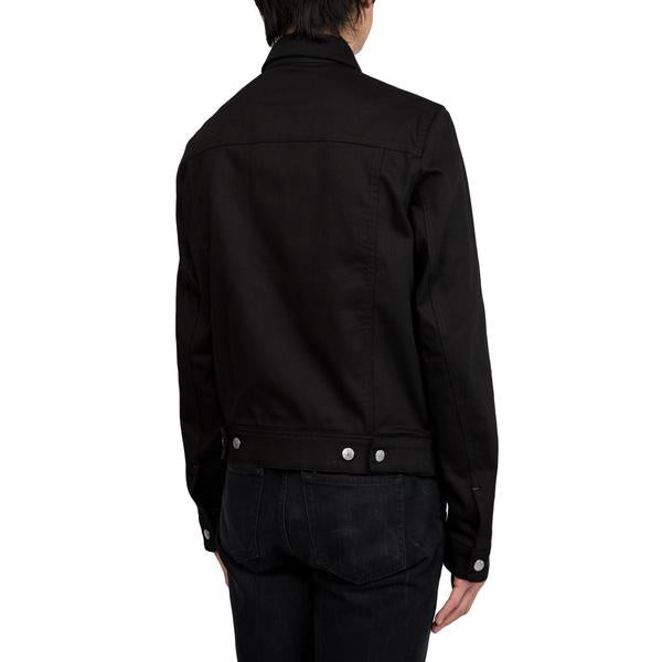 Acne Pass Black Denim Jacket