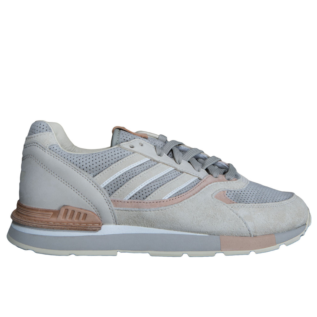Adidas Quesence Solebox (Tan/White)