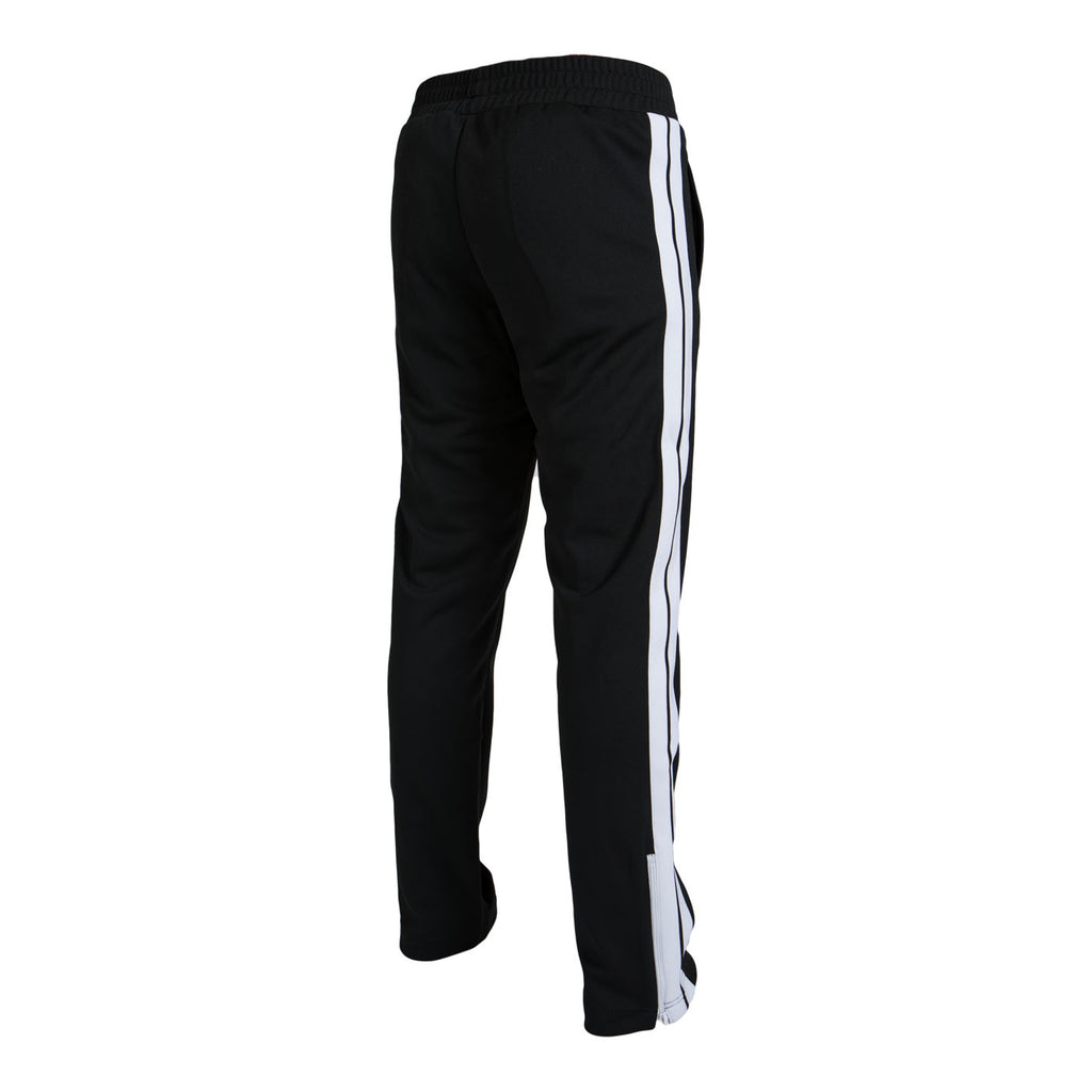 Palm Angels Classic Track Pants, Black/White