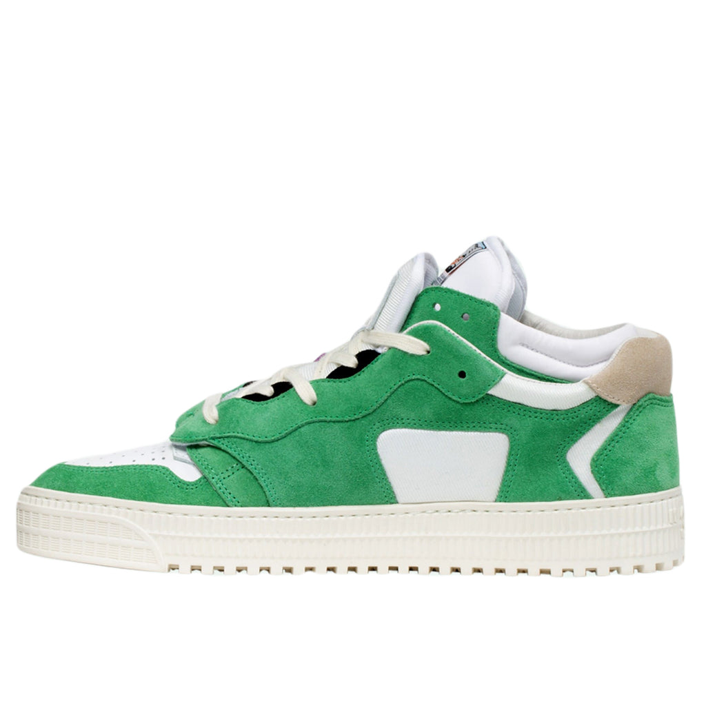 Off-White F20 Off Court Low, Green/Purple