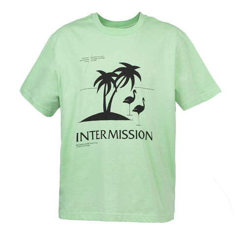 Second Layer Intermission T-Shirt (Neon Green)