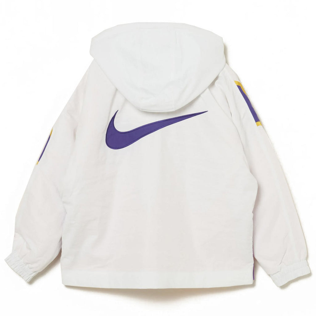 Nike x Ambush Wmns Lakers Hooded Jacket, Summit White