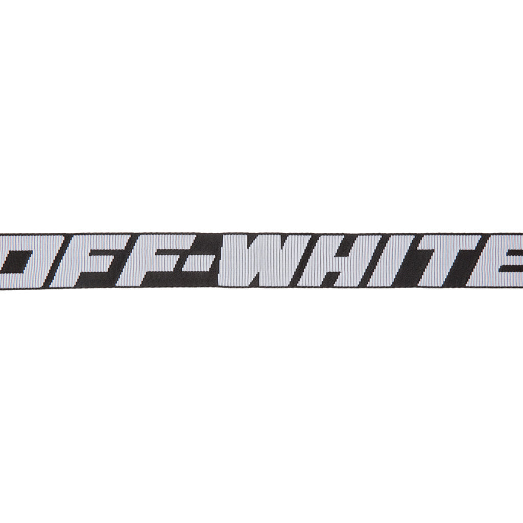 Off-White PS21 2.0 Industrial Belt, Black/White