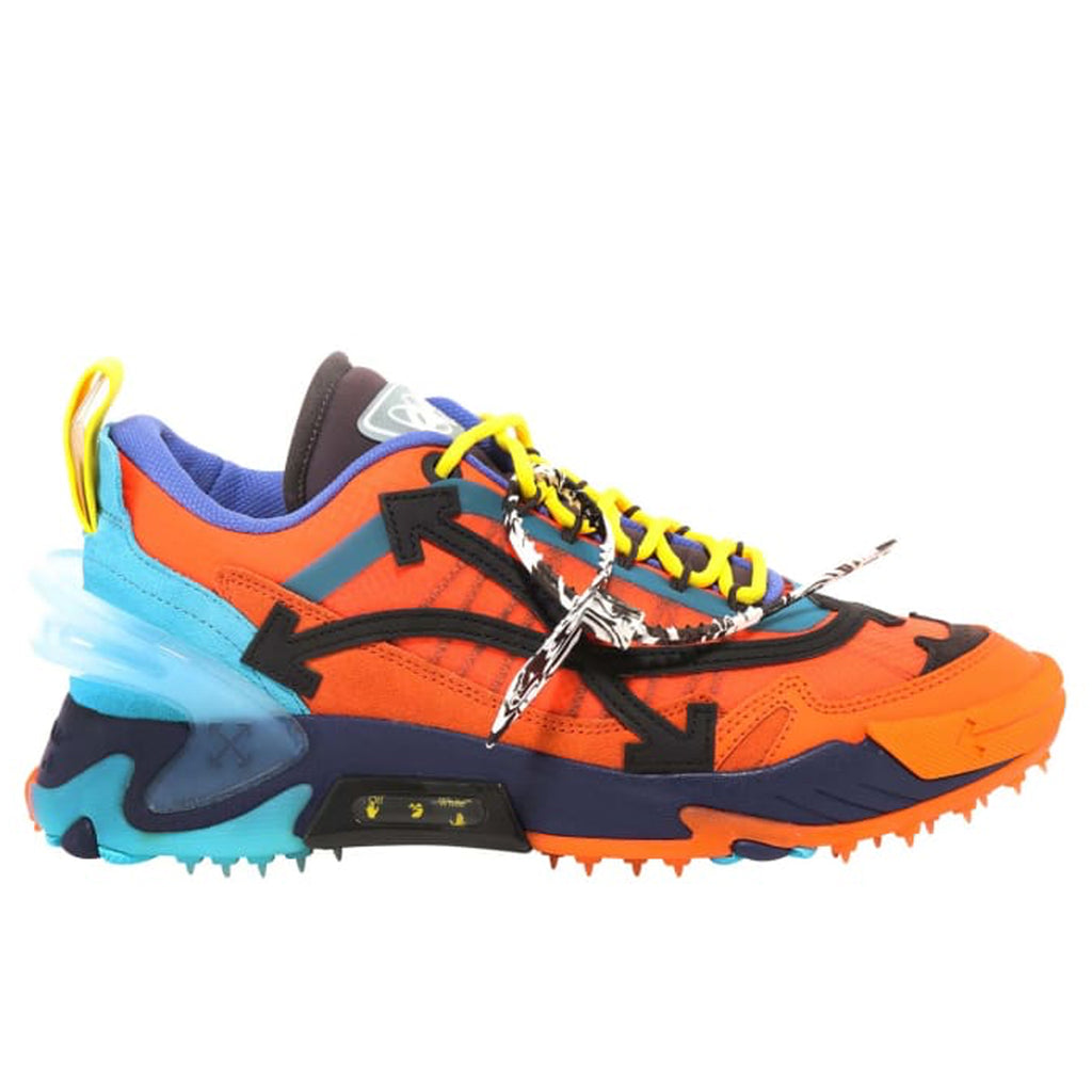 Off-White F20 Odsy-2000, Orange/Blue