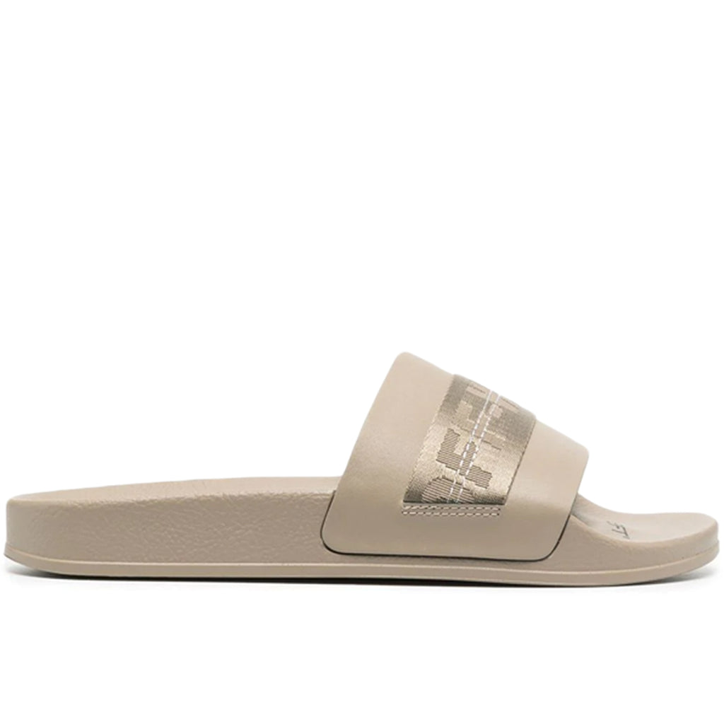 Off-White PS21 Industrial Belt Slider, Taupe/Jute