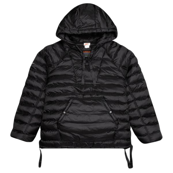 Nike x Stüssy NRG Insulated Pullover, Black