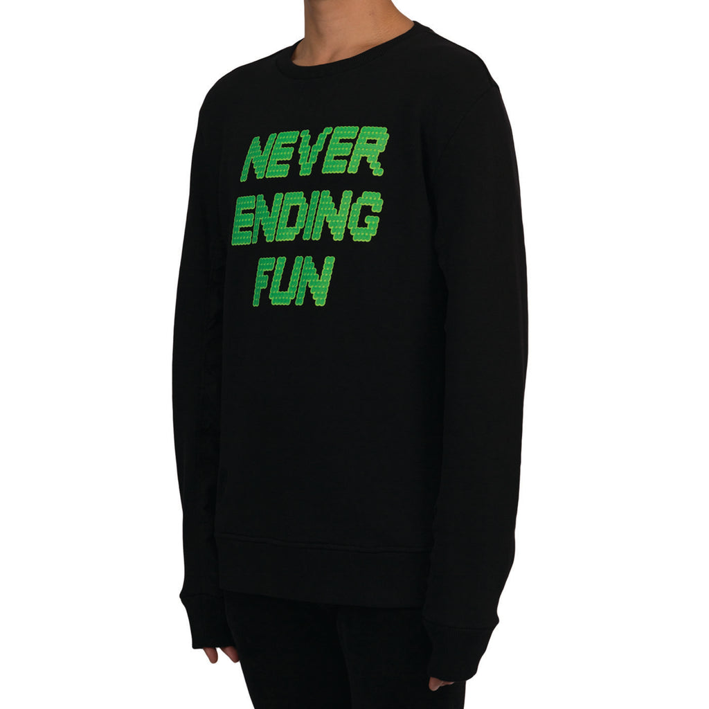 Tim Coppens Never Ending Fun Crewneck (Black)