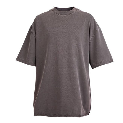 Yeezy Heavy Knit Tee (Onyx Dark)