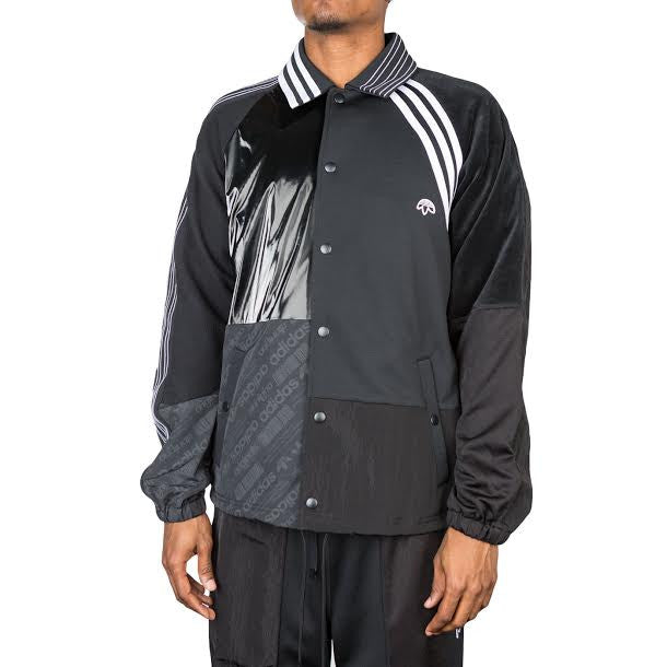 Adidas X Alexander Wang Patch Coat (Black)