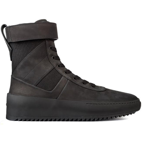Fear Of God Military Sneaker Tonal (Black)