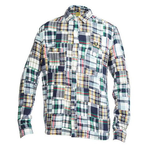 Human Made Patchwork Shirt (Multi)