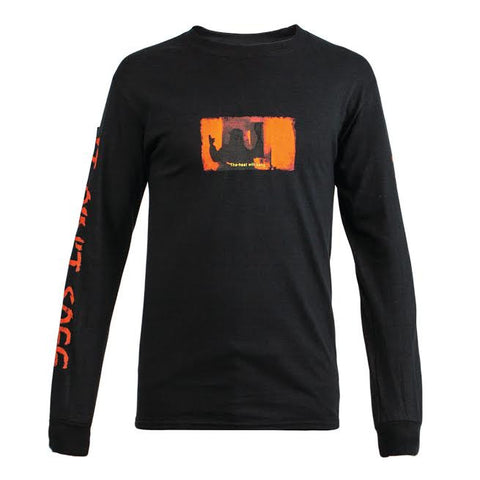 Skepta It Ain't Safe L/S Tee (Black)