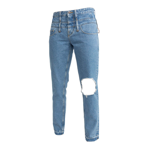 Midnight Studios Original Taper Fit Jeans (Indigo)
