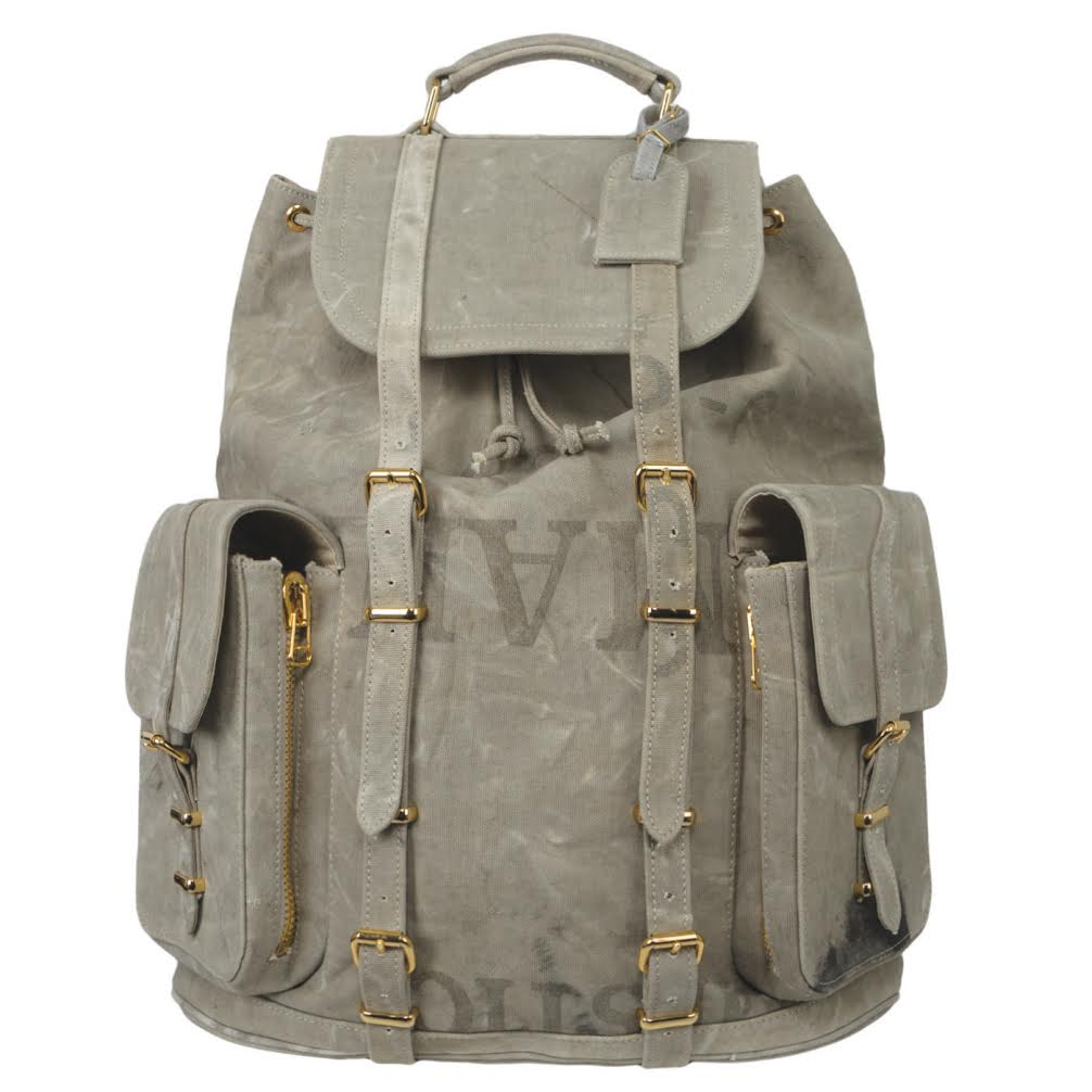 Ready Made Field Pack (White)