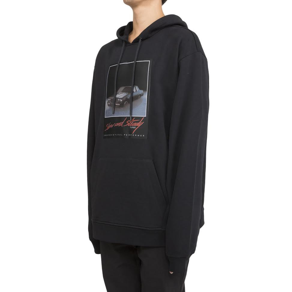 Alexander Wang Slow and Steady Hood (Black)