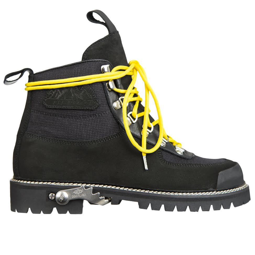 Off-White Hiking Boot (Black)