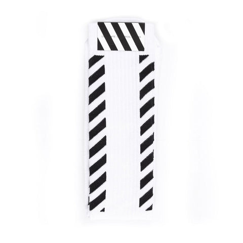 Off-White c/o Virgil Abloh Carry Over Socks (White)