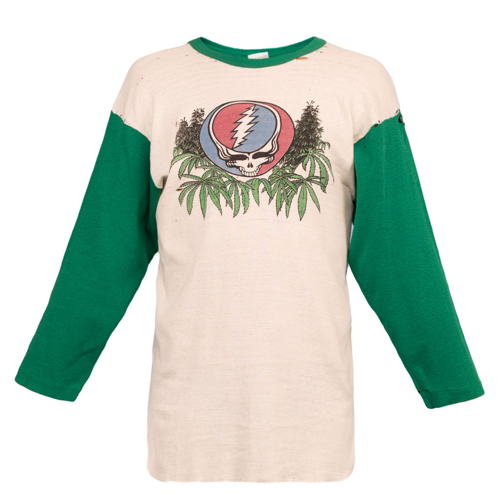 Saint Luis Grateful Dead Weed L/S (Green)