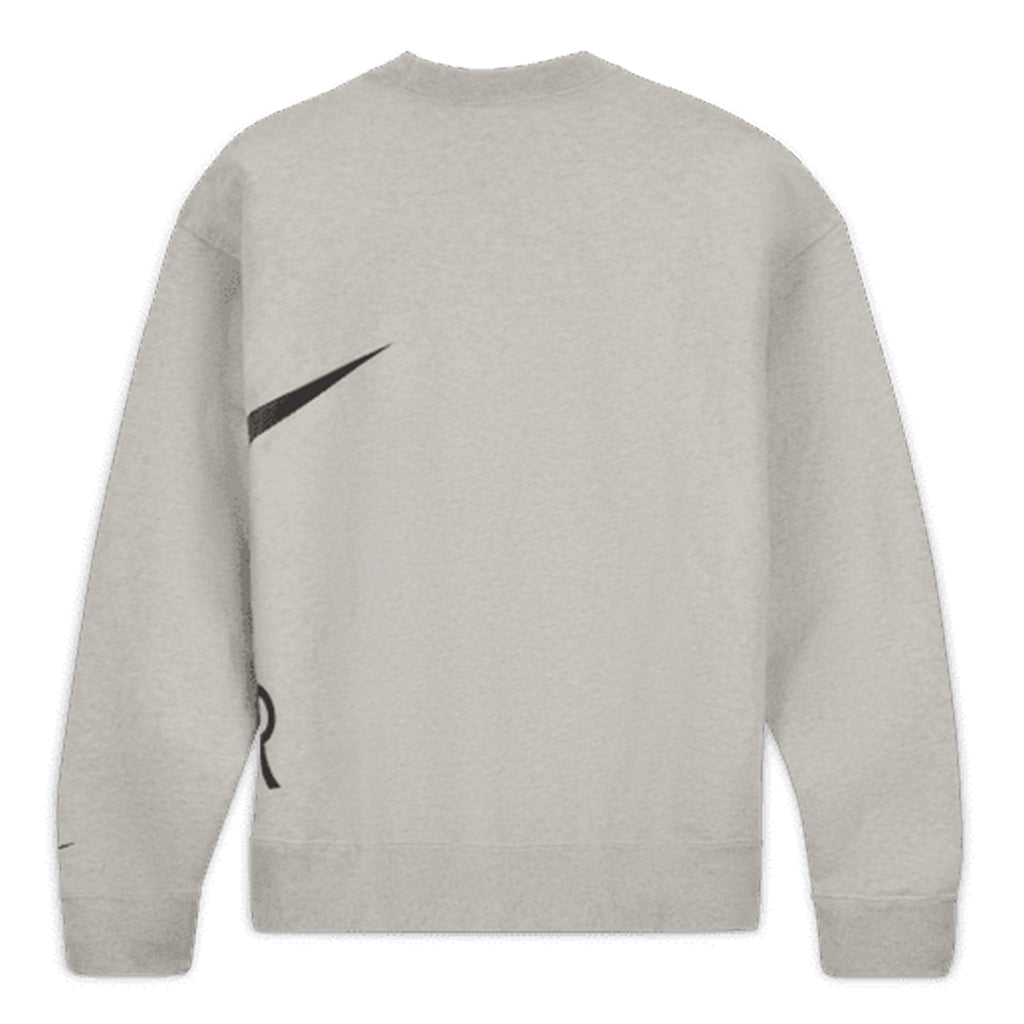 Nike x Kim Jones L/S Tee, Grey Heather
