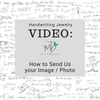 VIDEO:  How to Send us your Image for Handwriting Jewelry