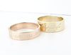 Gold Handwriting Ring