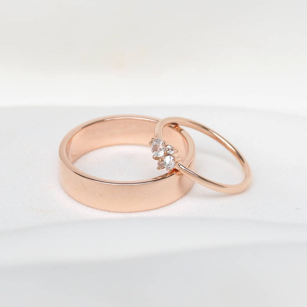 6 MM.  FLAT BAND RING
