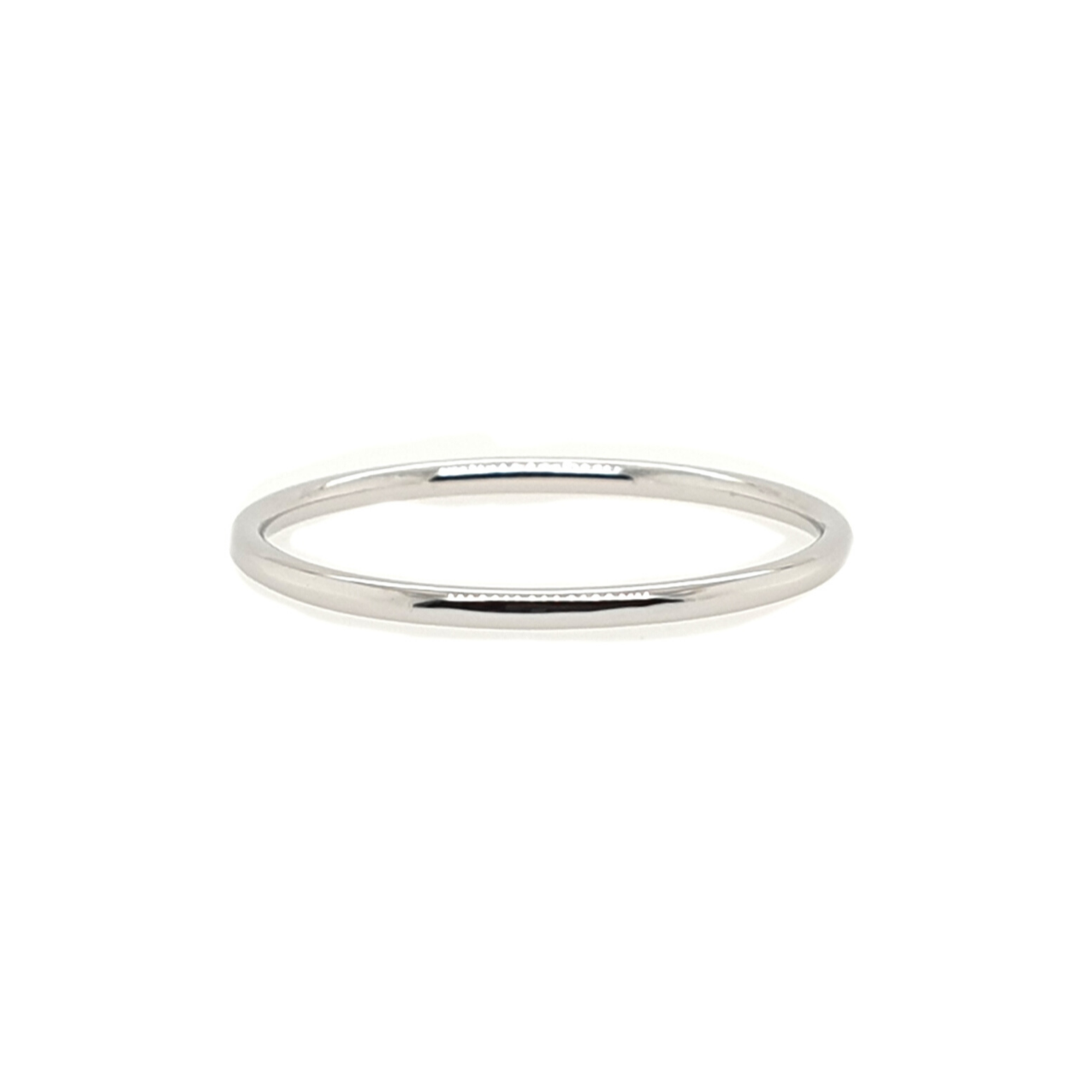 (GOLD RINGS) 1 MM.  BAND RING