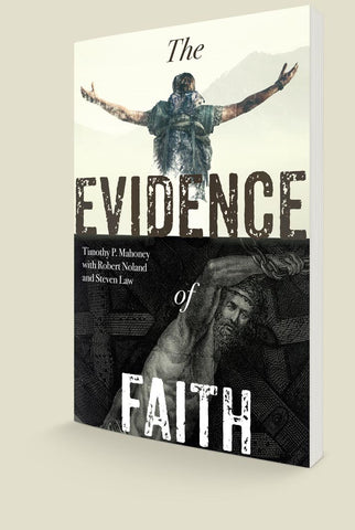 Evidence of Faith (Paperback Book)