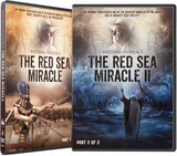 The Red Sea Miracle 1 and 2 DVD Combo Pack