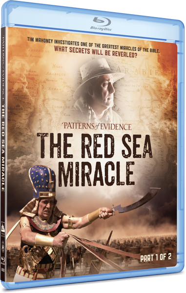 The Red Sea Miracle Blu Ray Patterns Of Evidence