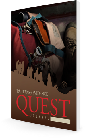 Quest Journal Paperback Book