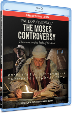 The Moses Controversy Blu-ray