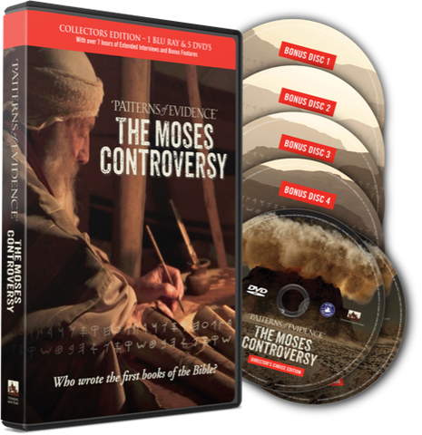 The Moses Controversy Box Set - Collector's Edition