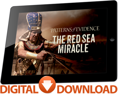 The Red Sea Miracle 1 Digital