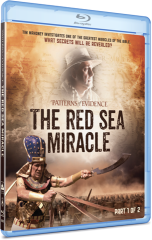 The Red Sea Miracle 1 Blu-ray